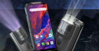 Oukitel WP7: неубиваемый смартфон с камерой ночного видения