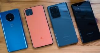 Xiaomi растет, Huawei скоро достигнет дна, а Samsung отнюдь не лидер рынка смартфонов