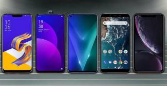 2020 год стал годом смартфонов среднего уровня