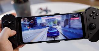 Геймерский смартфон от Samsung? Почему бы и нет