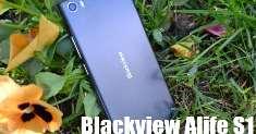 Blackview Alife S1 видеообзор нестандартного смартфона с ИК портом и немецким дизайном