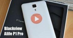 Blackview Alife P1 Pro: видеообзор доступной «рабочей лошадки» со сканером отпечатков пальцев