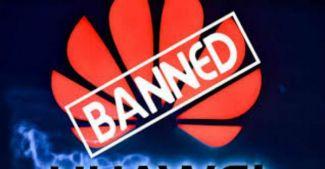 Потери зарубежных компаний из-за санкций против Huawei оцениваются в миллиарды долларов