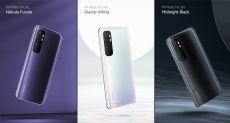 Купи Xiaomi Mi Note 10 Lite, Realme 6 и Huawei P40 Lite со скидкой