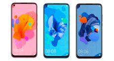 Рассекретили характеристики Huawei Nova 5i