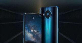 Nokia 8.3 5G: недешевый 5G-смартфон с квадрокамерой