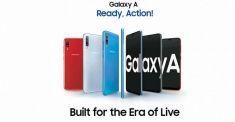Рассекретили характеристики Samsung Galaxy A20s