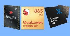 Samsung не видит разницы в производительности Exynos 990 и Snapdragon 865