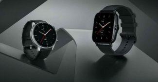 Представлены смарт-часы Amazfit GTR 2 и Amazfit GTS 2: стильно, функционально и доступно