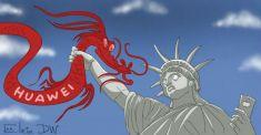 США недовольны результатами торговой войны с Китаем. Отыграться планируют на Huawei