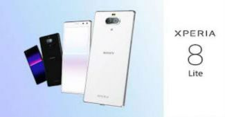 Анонс Sony Xperia 8 Lite: средний класс в понимании японцев