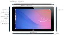 Cube i7 на Intel Core M будет поставляться с Ubuntu OS