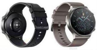 Смарт-часы Huawei Watch GT2 Pro: рендеры и характеристики