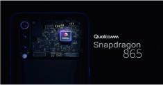Создан первый смартфон с Snapdragon 865 на борту