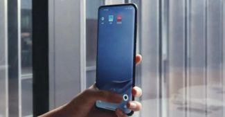 Xiaomi готова к массовому производству подэкранных камер