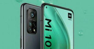 Слили характеристики Xiaomi Mi 10T Pro и Xiaomi Mi 10T