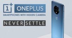 OnePlus запатентовала концепт полноэкранного смартфона с интересной основной камерой