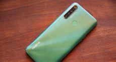 Представлен бюджетный Realme 5i с емкой батарейкой и Snapdragon 665