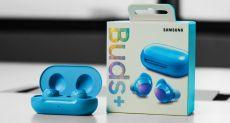 Видео: знакомимся с обновленными наушниками Samsung Galaxy Buds+