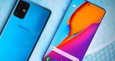 Троттлинг-тест Samsung Galaxy S20+