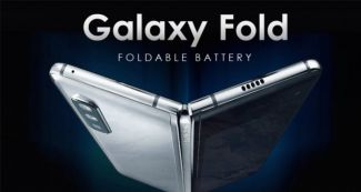 Samsung хочет сгибать не только смартфоны, но и аккумуляторы