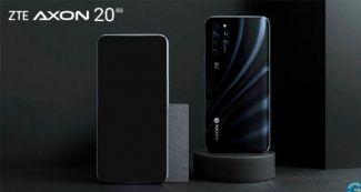 Ради пиара ZTE Axon 20 5G компания троллит «обычные» фронталки