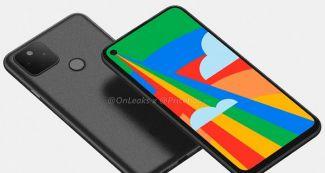Качественные изображения Google Pixel 5