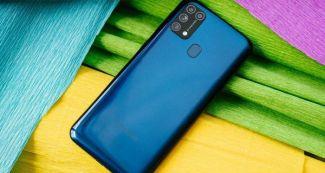 Samsung Galaxy M31s будет долгожителем с быстрой зарядкой