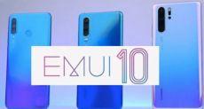 Названа дата анонса EMUI 10