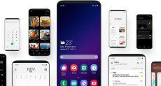 Samsung готовит к выходу оболочку One UI 2.5