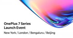 Подтверждена дата презентации семейства OnePlus 7