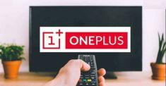 OnePlus готовится штурмовать бюджетный сегмент смарт-телевизоров