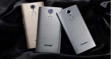 Doogee F5 получит металлический корпус в трех цветовых решениях