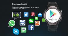 Смарт-часы Zeblaze Blitz  со встроенной поддержкой 3G и Android 5.1 показались на видео
