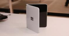 Озвучили характеристики складного Microsoft Surface Duo