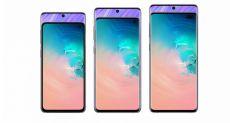 Качественные рендеры серии Samsung Galaxy S11