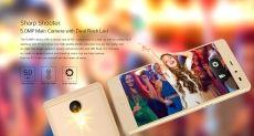 Leagoo Z5 бюджетник с 4-ядерным чипом на AliExpress по цене $39,99 - $45,99