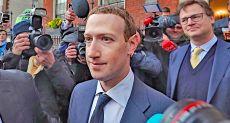 Facebook заплатил 20 миллионов долларов за безопасность Марка Цукерберга