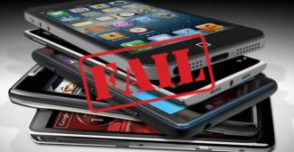 Смартфоны, которые не смогли: худшие смартфоны 2020 года