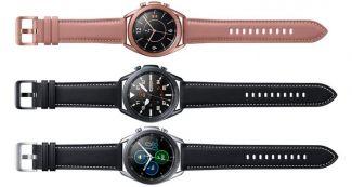 Samsung Galaxy Watch 3: все характеристики от надежного информатора