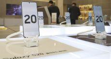 Первый день продаж Samsung Galaxy S20 стал провальным
