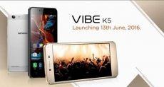 Смартфоны Lenovo Vibe K5 и Vibe K5 Plus выходят в Индии