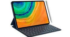 Рендеры премиального планшета Huawei MatePad Pro
