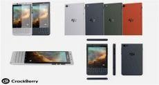 BlackBerry Hamburg: первые подробности внешнего вида будущей новинки
