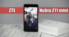 ZTE Nubia Z11 mini: первые впечатления от камерофона
