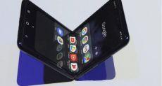 Samsung Galaxy Z Flip получил ультратонкое стекло или пластик? Ответ получен