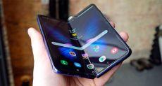 Samsung знает, как исправить недостатки в Galaxy Fold