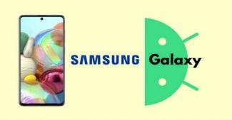 Samsung рассказала кому и когда ждать обновления до Android 11
