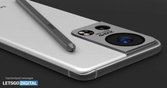 Концепт Samsung Galaxy S22: камера Olympus и датчик на 200 Мп