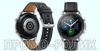 Эван Бласс слил рекламный ролик новых Galaxy Watch 3 от Samsung